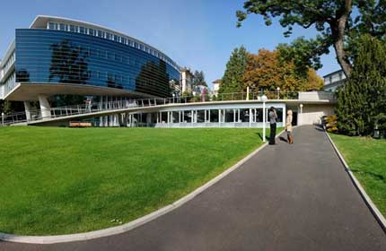 IMD Switzerland MBA