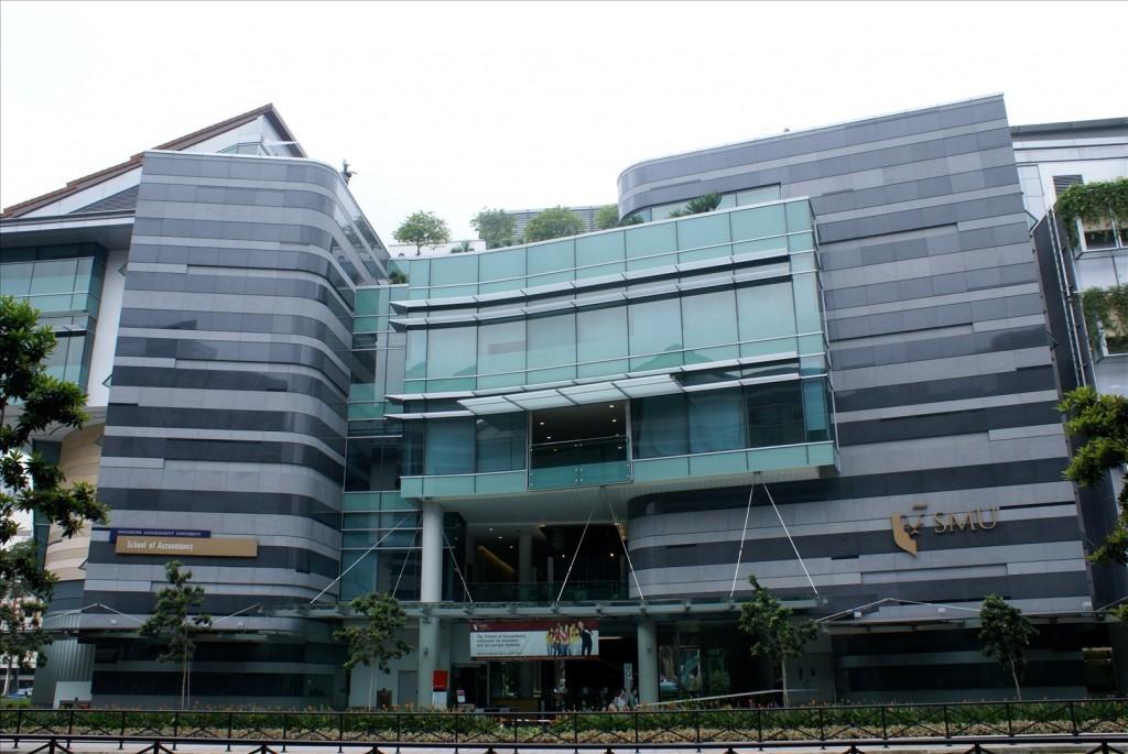 SMU Singapore MBA
